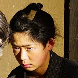 金次郎(幼少期)
